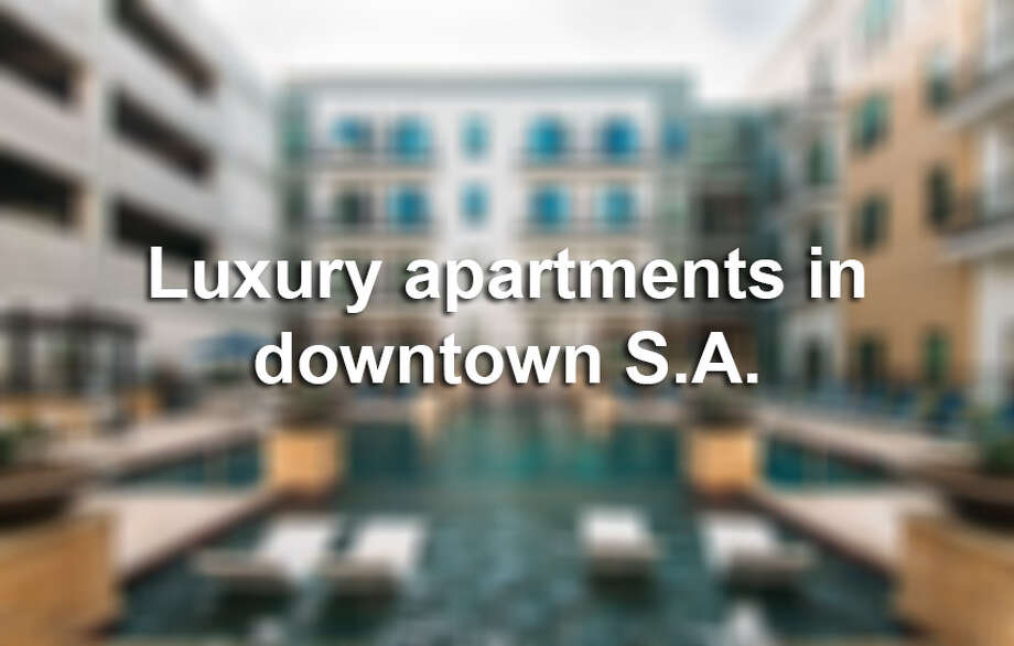 There is a growing buzz in San Antonio's vibrant downtown scene as more and more living developments continue to pop up. Click through for a look inside the luxury properties offering lush accommodations and convenience for the Alamo City's urban dwellers. Photo: Courtesy