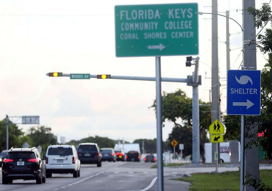 Traffic nightmare as 500,000 told to leave Florida - SFGate