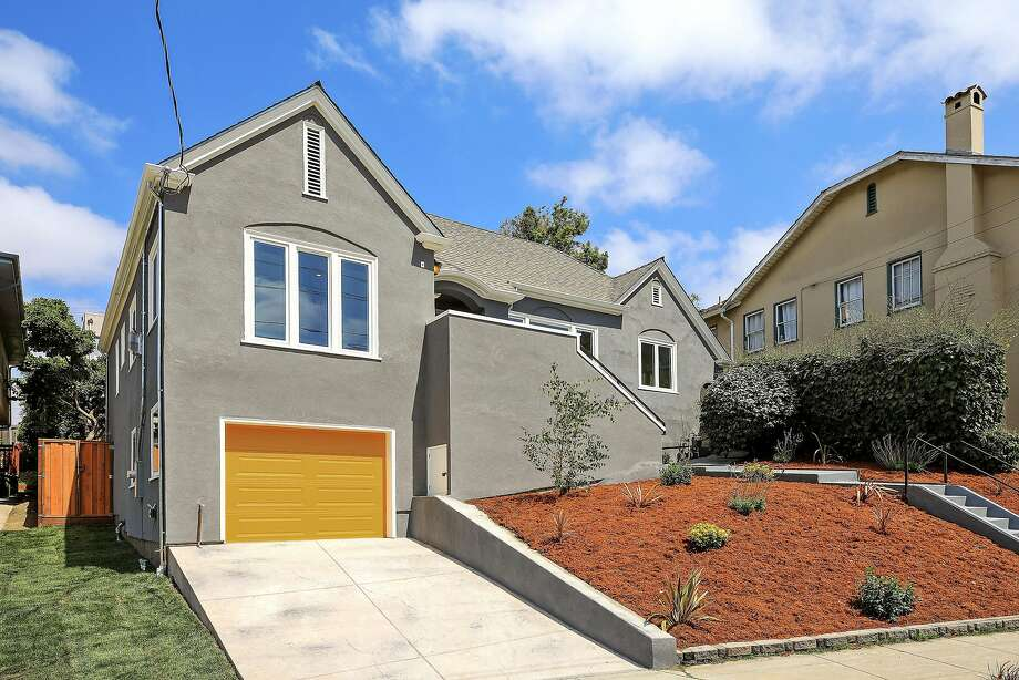 656 Walavista Ave. in Crocker Highlands is available for $1.3 million. Photo: Open Homes Photography