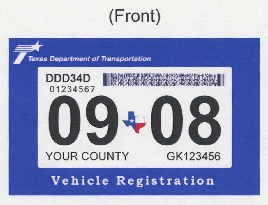 Vehicle Titling, Registration Suspended For Harvey