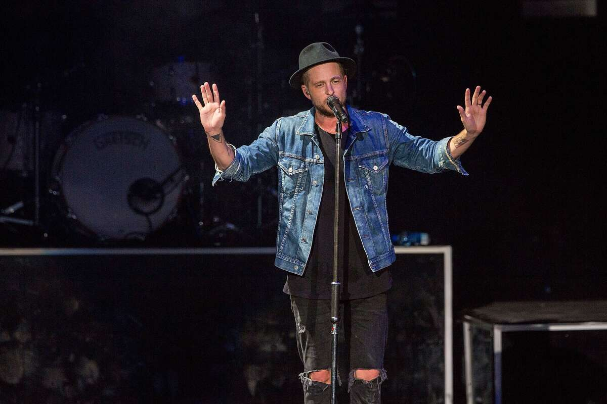 OneRepublic:The band will be performing at the Cynthia Woods Mitchell Pavilion on Tuesday, Sept. 12, at 7 p.m. More Details: www.woodlandscenter.org