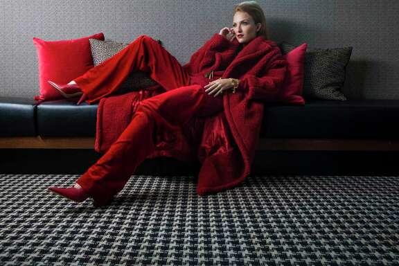 Fall fashion at Hotel Icon Tuesday, Aug. 1, 2017 in Houston. ( Michael Ciaglo / Houston Chronicle )