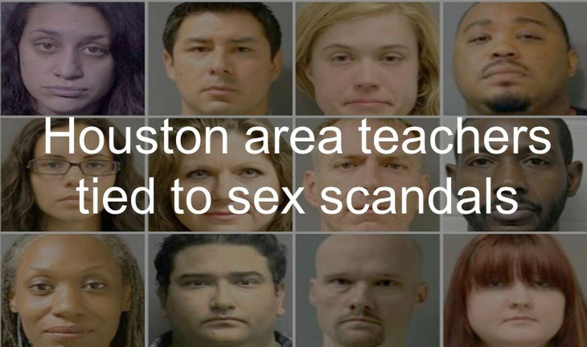 Houston area teachers tied to sex scandals