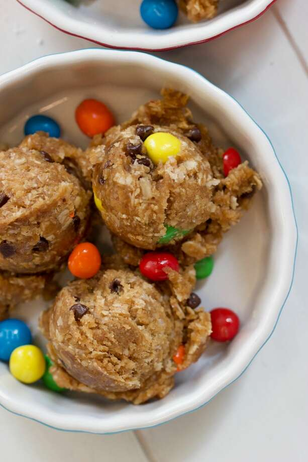 Monster cookie dough from Scooped Photo: Courtesy, Scooped Cookie Dough Bar