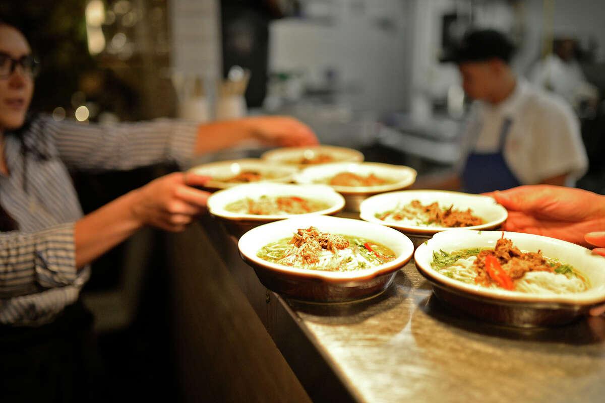 Opal's Table is among the nine restaurants listed for Permian Basin Restaurant Week.