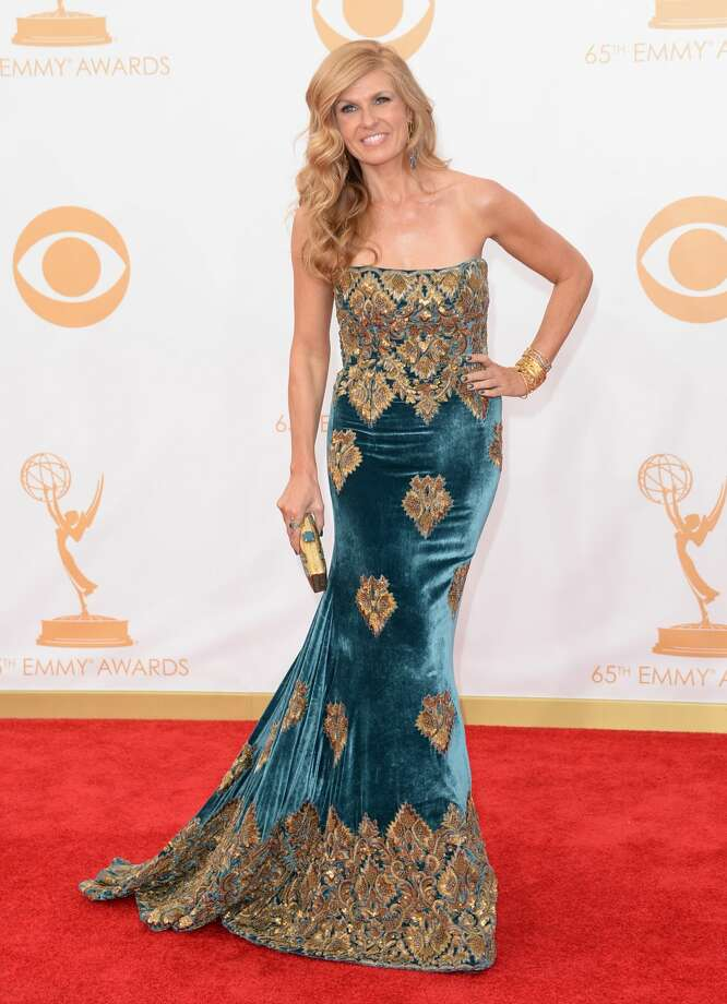 Miss: Connie Britton, 2013. Photo: Jason Merritt/Getty Images