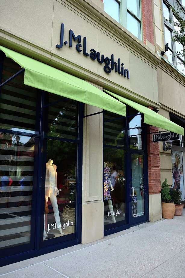 Modern classic American sportswear and accessories brand J.McLaughlin recently debuted at Market Street in The Woodlands. Photo: Submitted / All rights reserved
