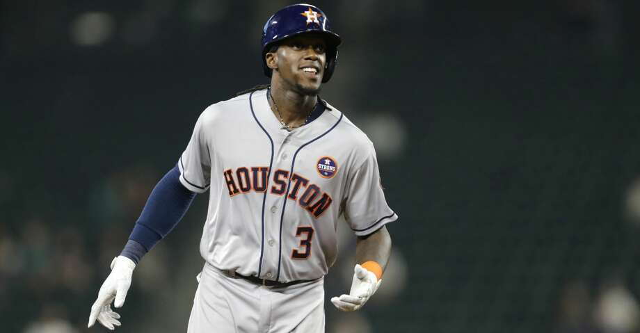 PHOTOS: Astros game-by-gameHouston Astros' Cameron Maybin rounds the bases after hitting a two-run home run against the Seattle Mariners during a baseball game Wednesday, Sept. 6, 2017, in Seattle. (AP Photo/John Froschauer)Browse through the photos to see how the Astros have fared in each game this season. Photo: John Froschauer/Associated Press