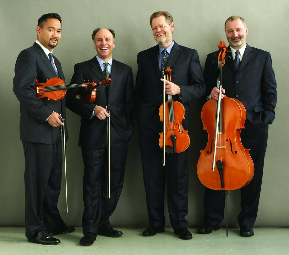 Alexander String Quartet Photo: Rory Earnshaw