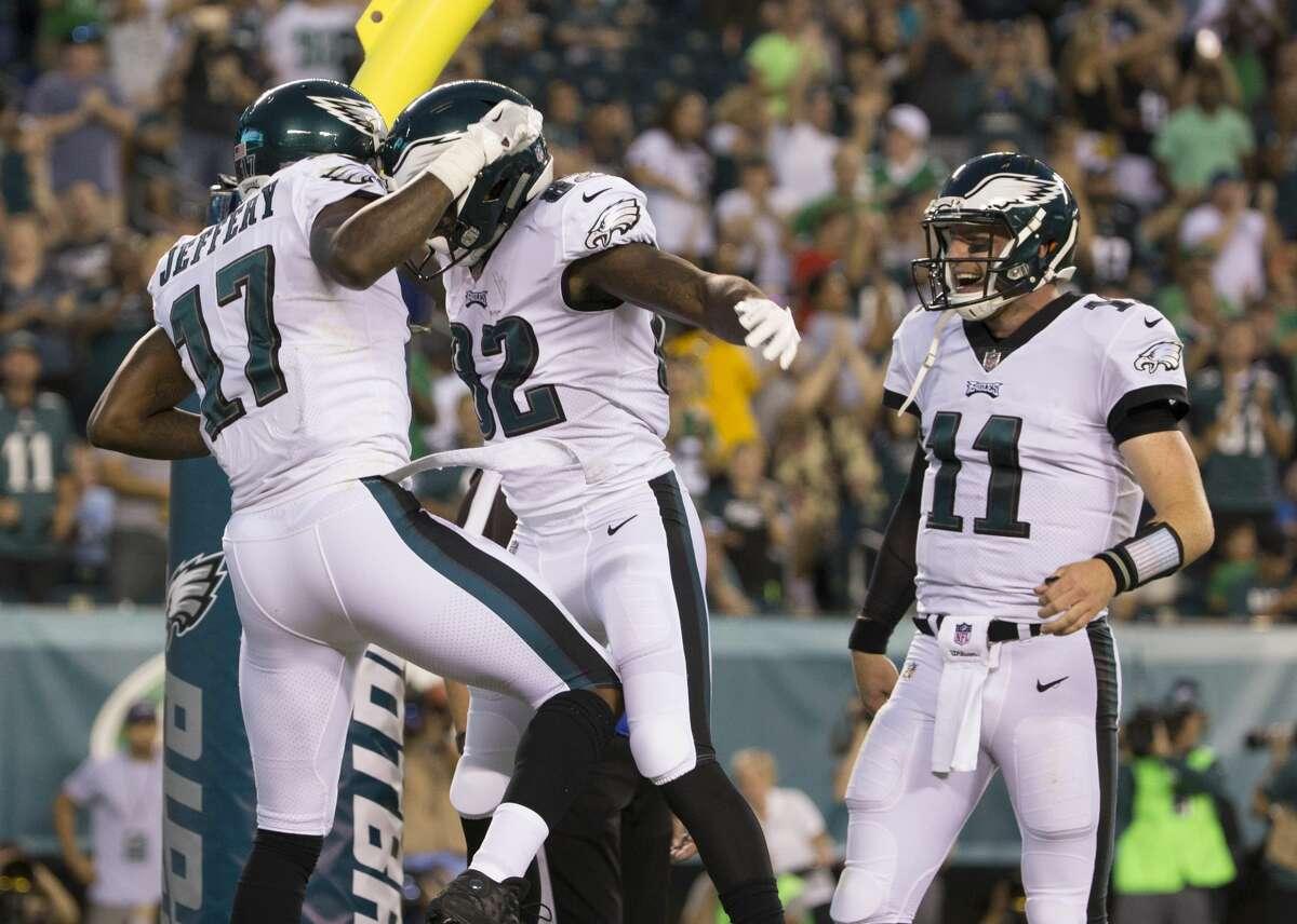 Philadelphia minus-1 at Washington Eagles 24-21