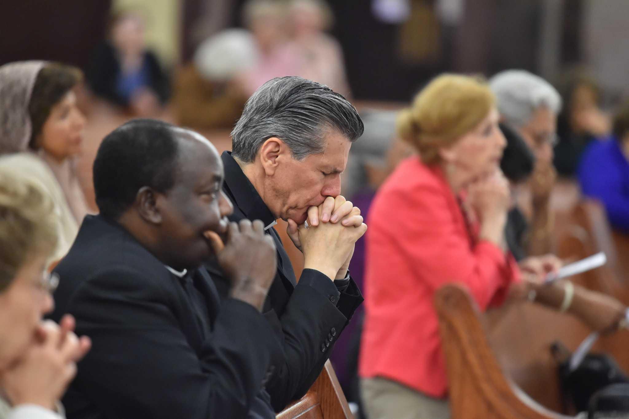 San Antonio Catholics Pray For Hurricanes Victims San