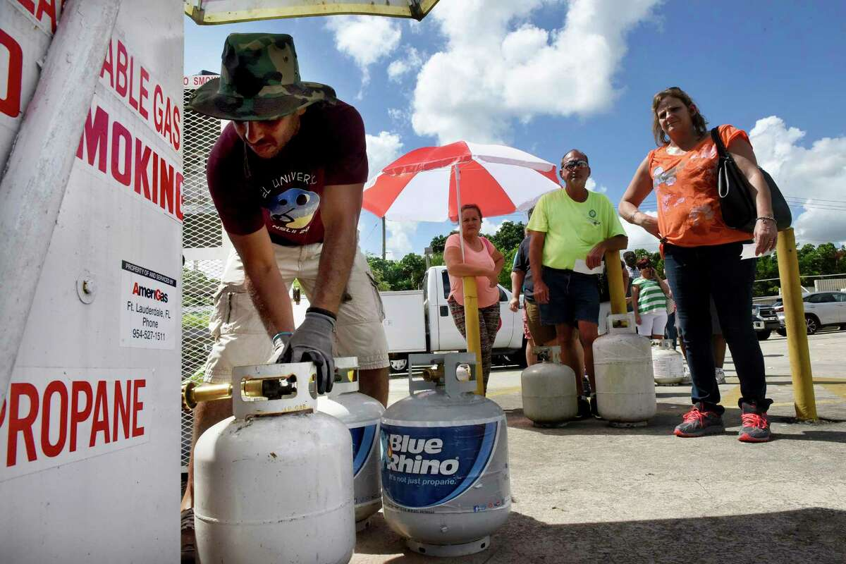 Rumor: High Demand For Fuel In Florida There are reports there is a high demand for fuel in Florida. That rumor is TRUE. (September 8) As evacuations take place, the State of Florida advises residents to only take the amount of fuel that you need to get your destination. The Florida Emergency Operations Center reports that demand in some areas has increased five times above normal levels and some gas stations are experiencing temporary outages. However, the fuel supply chain remains fully intact, and the State of Florida is working to move as much fuel through the system as possible in order to replenish reduced stocks. Also, the U.S. Department of Energy (DOE) is working with its interagency and private sector partners to ensure that fuel continues to remain available throughout the state of Florida. It is also working with the Energy Information Administration (EIA) to assess potential impacts to the oil and gas sector from Hurricane Irma, and ongoing impacts from Harvey in Texas and Louisiana.