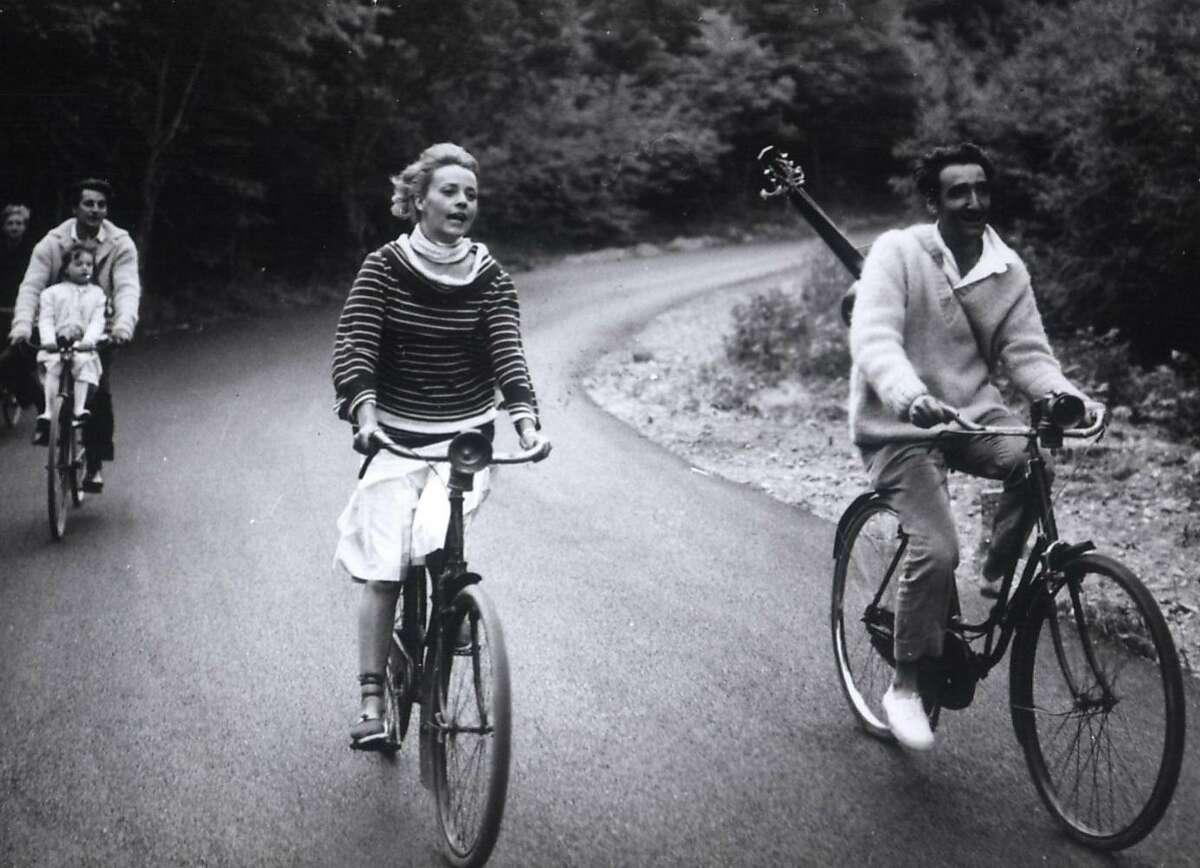 A scene from Francois Truffaut's