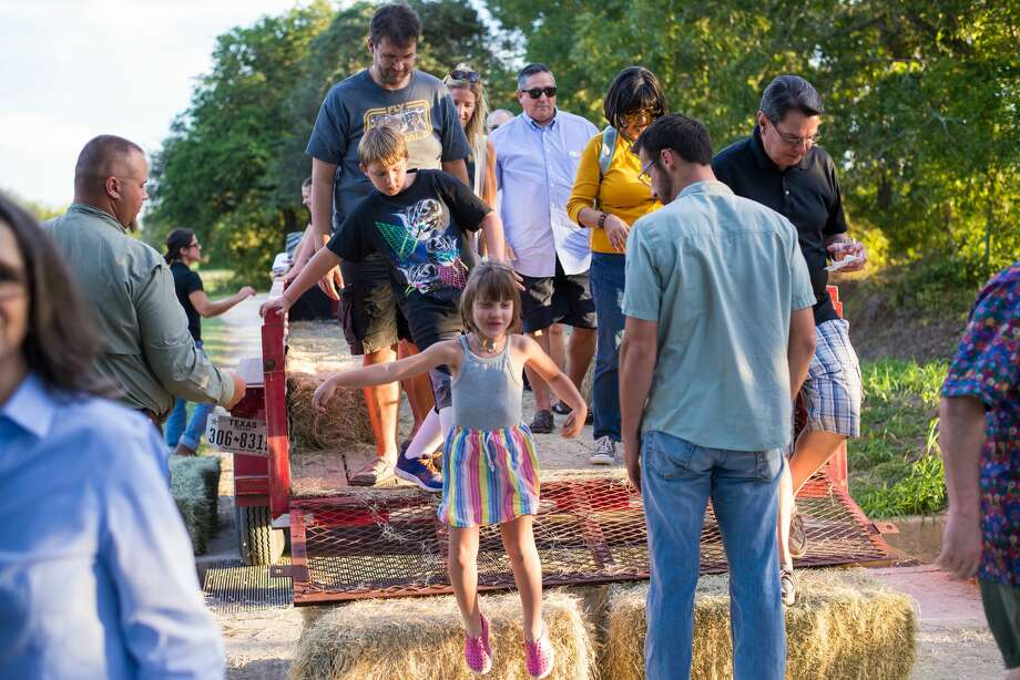 San Antonio continued to celebrate the second annual World Heritage Festival on Thursday, Sept. 7, 2017, at the Sunset Picnic at Mission San Juan Farm. The dinner was one of several events being held during the festival running through Sunday, Sept. 10, 2017. Photo: Kody Melton, For MySA.com