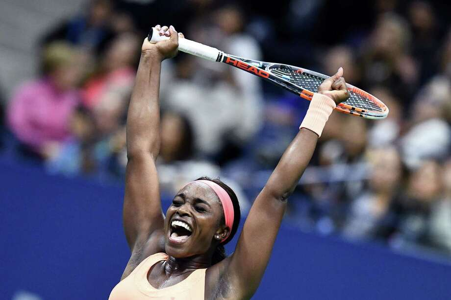Sloane Stephens will play in her first Grand Slam final today at the U.S. Open. Photo: JEWEL SAMAD, Contributor / AFP or licensors
