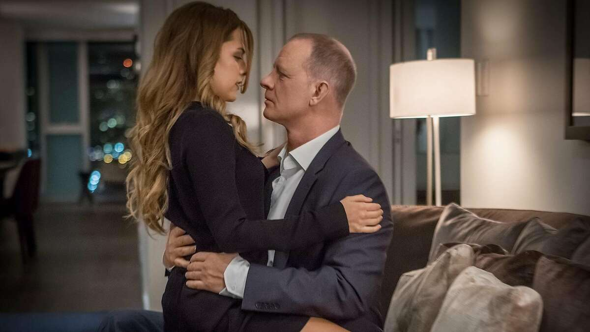 Christine (Riley Keough) and client Martin Bayley (Aidan Devine) in 'The Girlfriend Experience' on Starz.