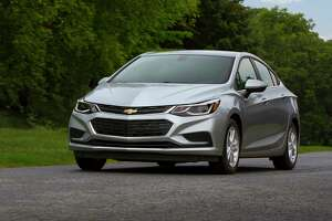 The instrumentation of our 1.6-liter turbocharged diesel Chevy Cruze indicated an average 43.9 mpg and a best of 64.2 mpg. Impressive, considering that at no time did we strive for maximum fuel efficiency.