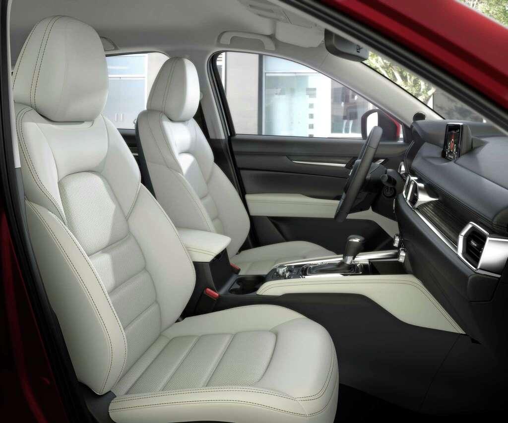 Redesigned Mazda CX5 crossover diesel model coming  Houston