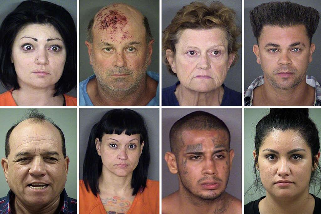 Bexar County Jail Mugshots 45365 | LINEBLOG