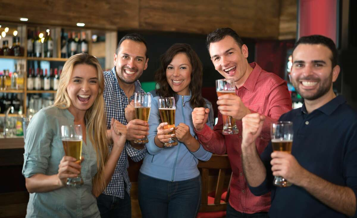 San Antonio has long been known for its affordability factor and a new data study found the low-cost life pours into happy hour as well, making the city home to the cheapest after work deals in the country.