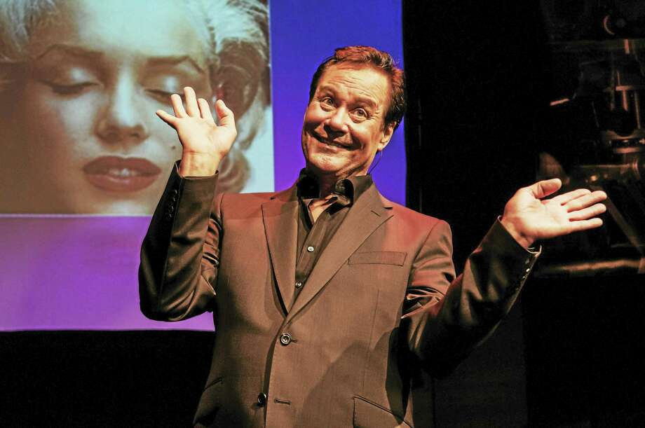 "Chris Lemmon (as Jack) during his stage play ""Twist of Lemmon."" Photo: Contributed / KIM SHEARD PHOTOGRAPHY"