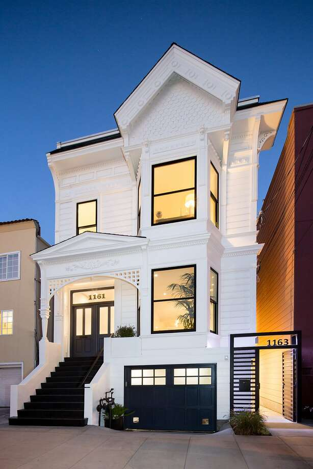 1161 York St. is a five-bedroom available for $3.395 million.  Photo: Marcell Puzsar