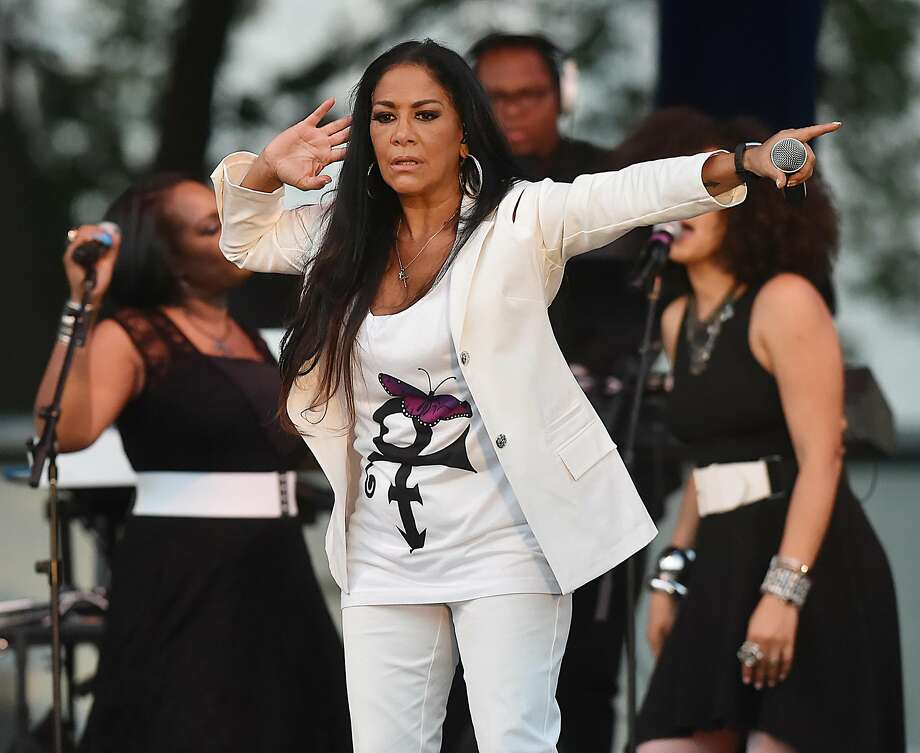 """Sheila E.'s album """"Iconic"""" is made up of cover versions of politically charged tunes close to her heart. Photo: Catherine Avalone, Catherine Avalone/New Haven Register"""