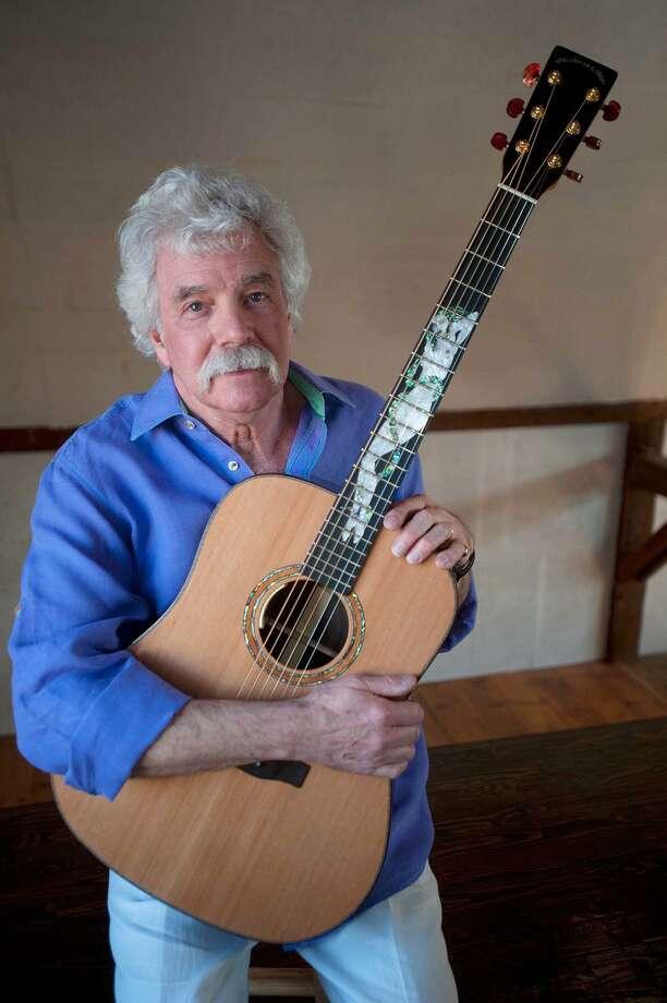 Folk legend Tom Rush will perform at the Danbury Palace on Sunday, Sept. 17. Photo: Medora Herbert / Contributed Photo