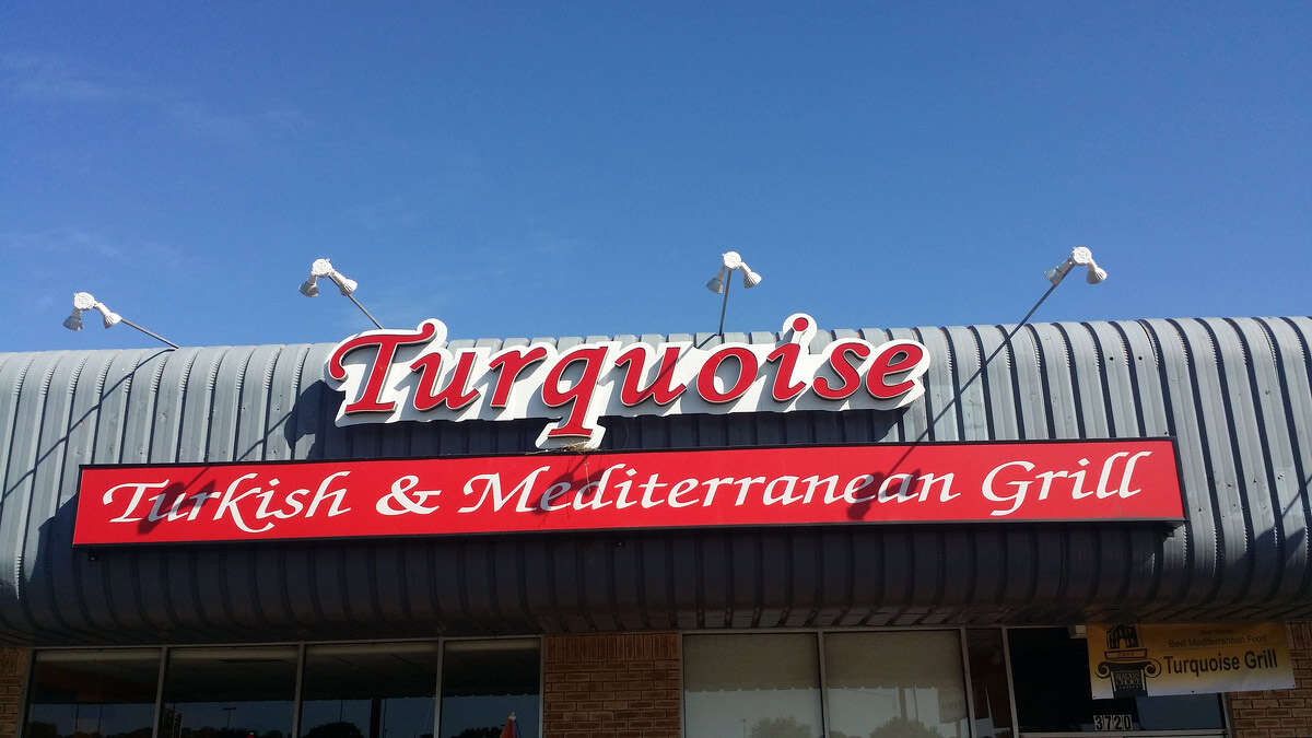 Turquoise Grill won the 2017 Readers' Choice Gold Award for Best Mediterranean Restaurant in San Antonio. Phone: (210) 736-2887 CLICK HERE!
