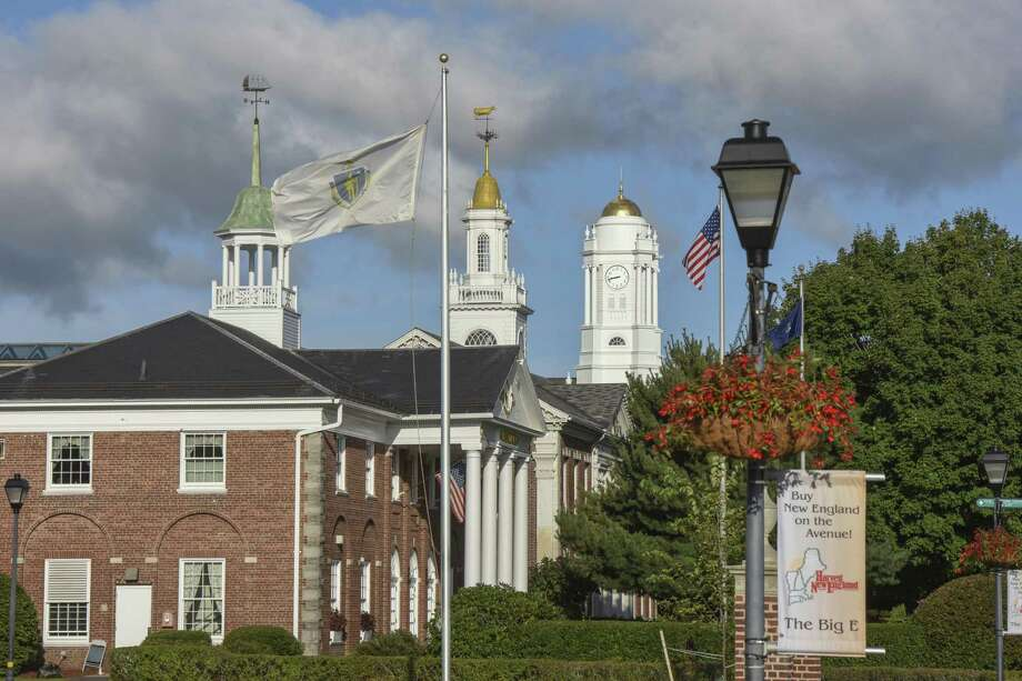 The Big E, which runs for 17 days, Sept. 15 through Oct. 1, in West Springfield, Mass., is one of the most anticipated annual events in New England. A nexus of activity is the Avenue of the States, where each New England state has a pavilion. Photo: The Big E / Contributed Photo