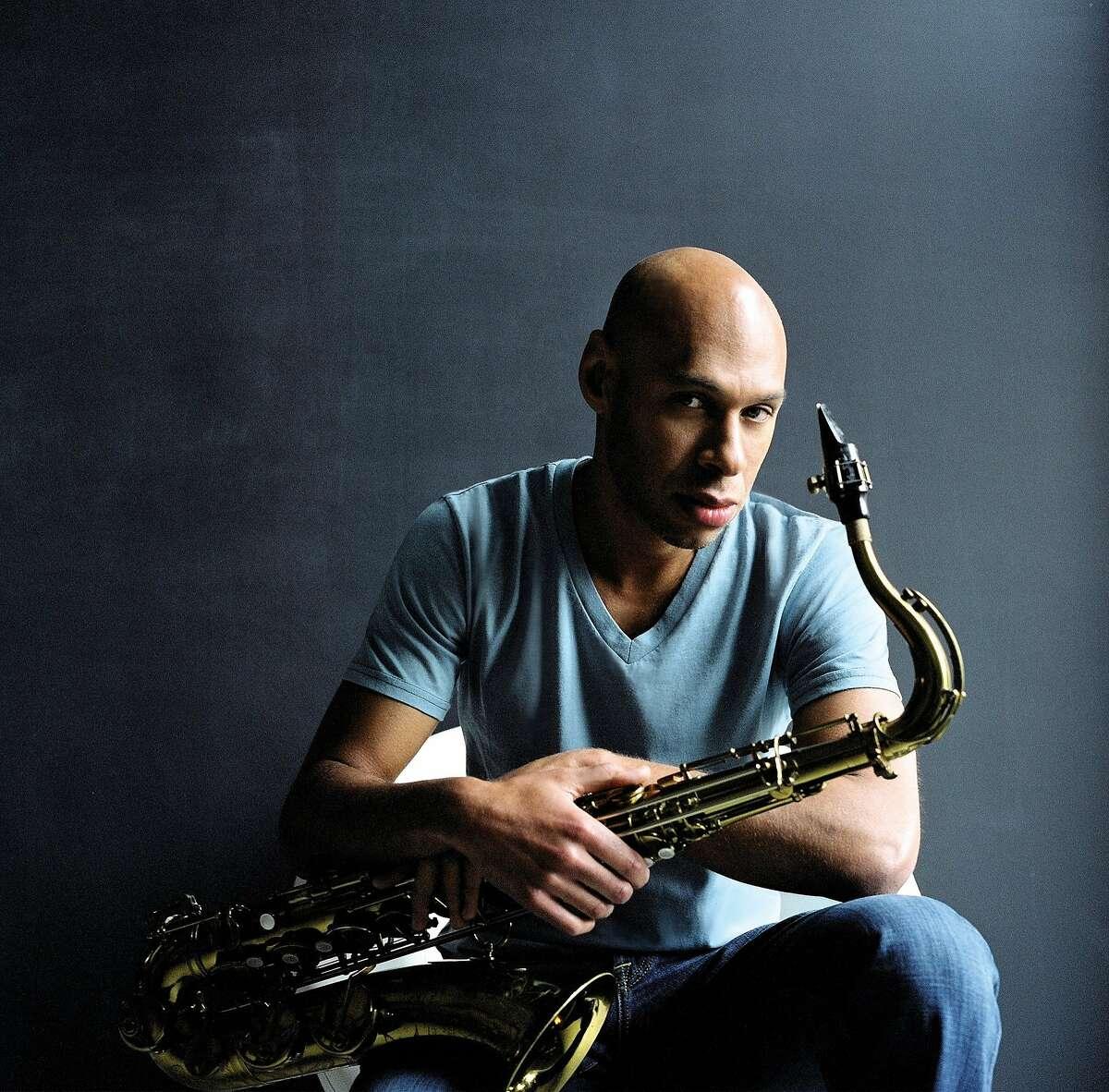 Berkeley native Joshua Redman is a Grammy-winning tenor saxophonist.