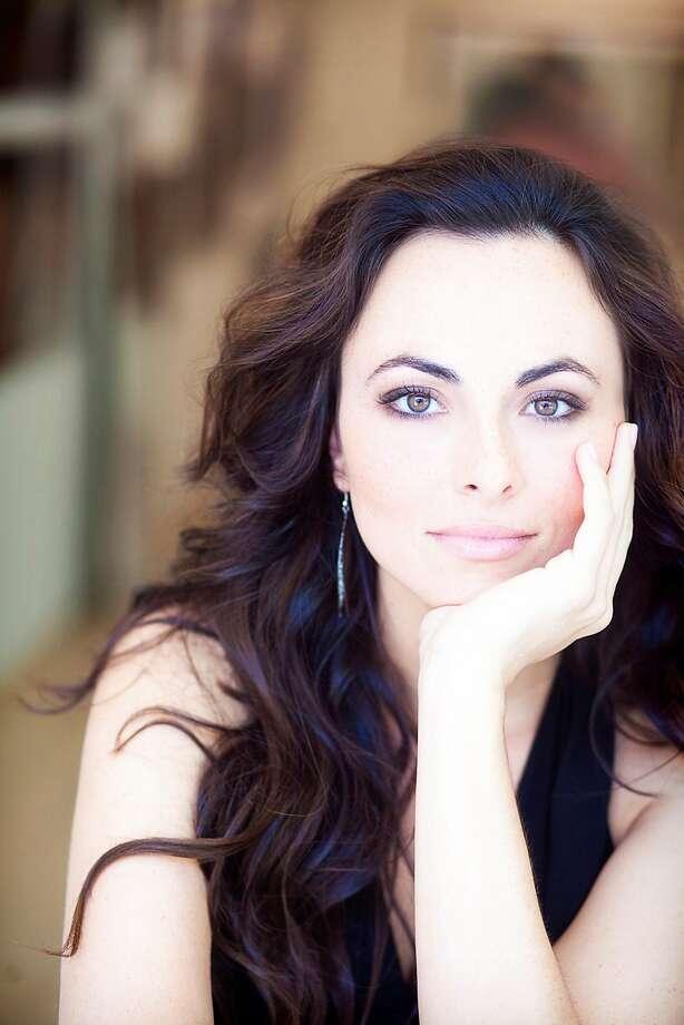 Mezzo-soprano Isabel Leonard performs with the SF Symphony, Friday-Sunday Sept. 22-24 Photo: Becca Fay