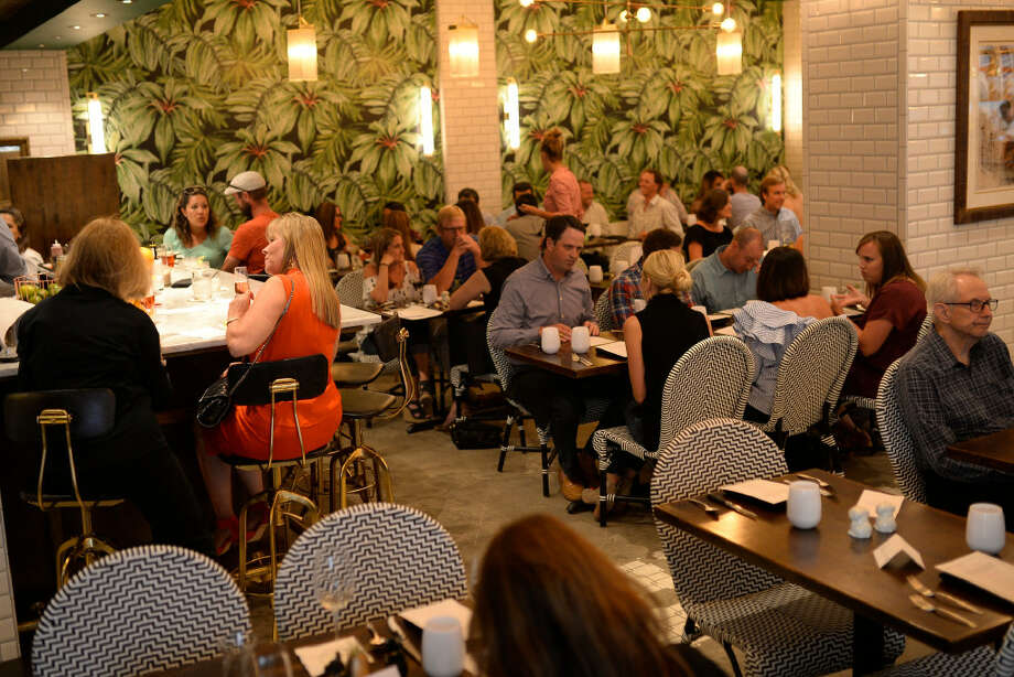 A dining event to raise money for the Hurricane Harvey relief effort was held Sept. 6, 2017, at Chip Hight's restaurant Opal's Table.  Photo: James Durbin