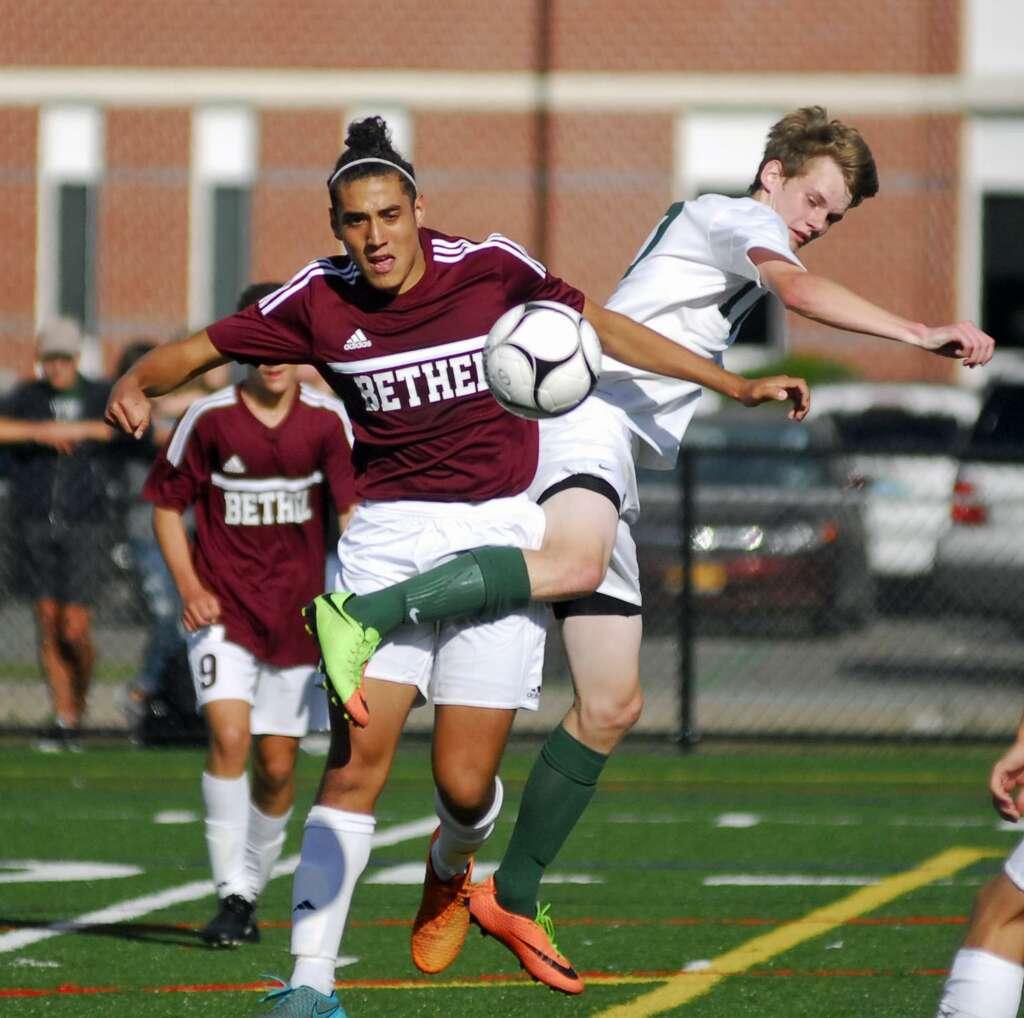 Boys soccer Bethel edges New Milford in opener NewsTimes