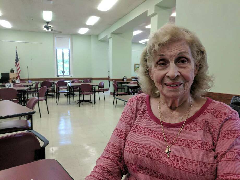 Prudy Delgatto came to Greenwich via New Jersey and The Bronx. Photo: Jennifer Turiano / Hearst Connecticut Media
