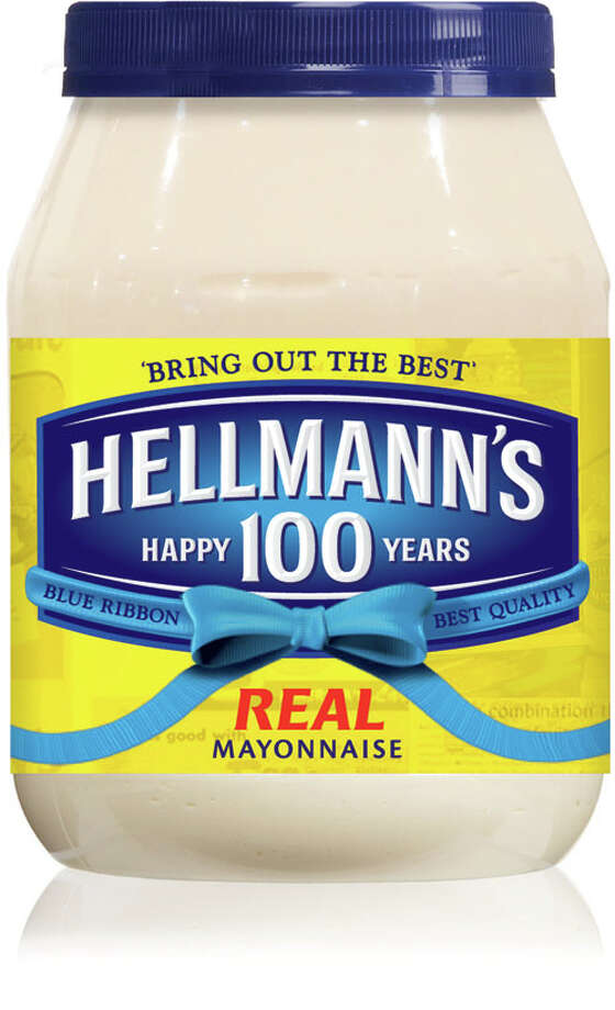 A food article claimed that millennials have killed mayonnaise, which many folks on social media both took issue with, and cheered. Photo: HOEP / Hellman's