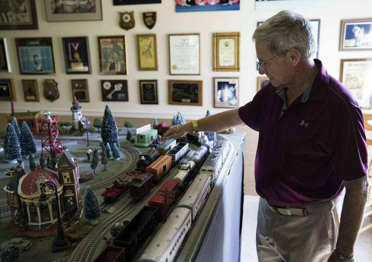 Former astronaut John Blaha now lives in Spring Branch, but for 17 years his home was the space program.