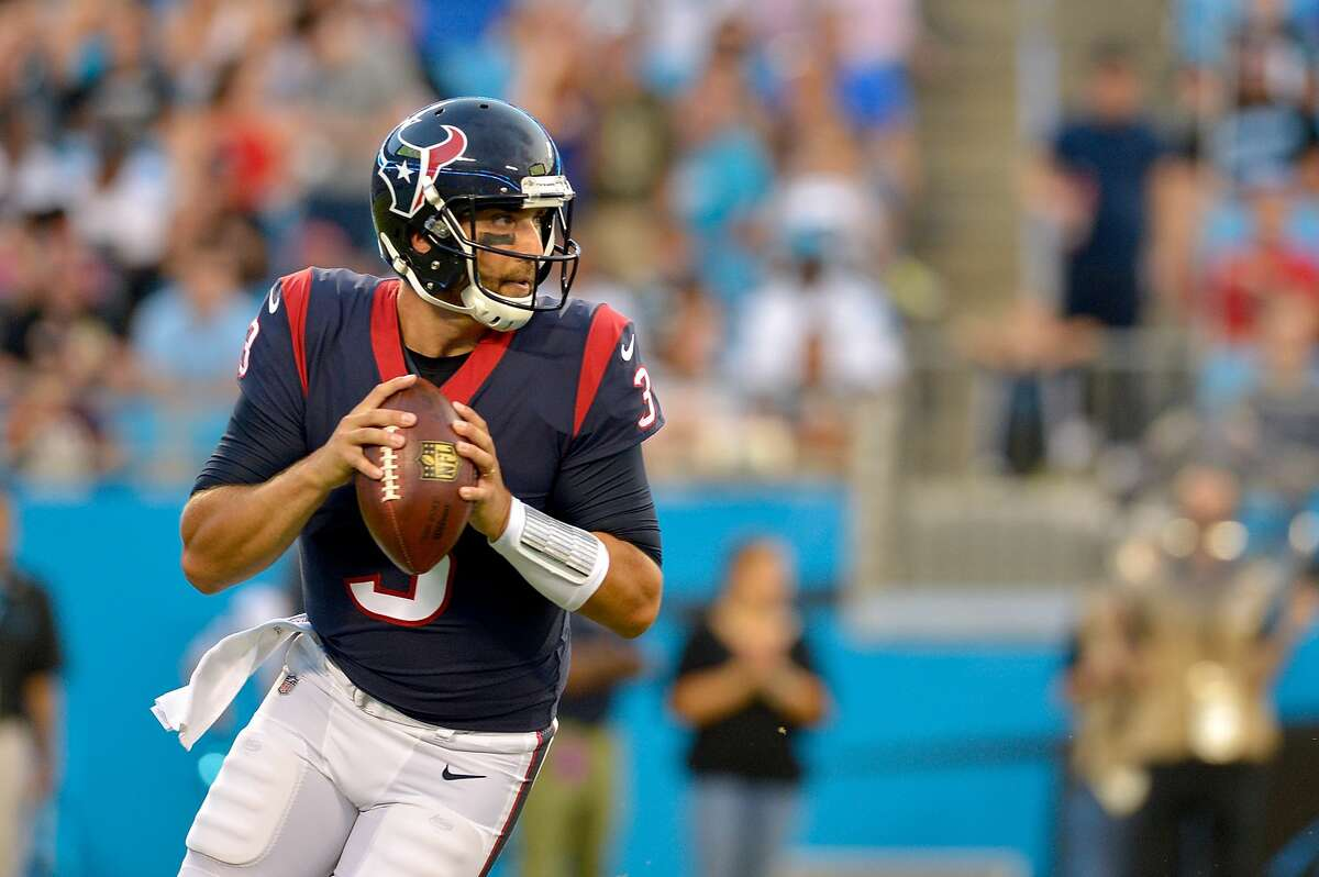 TEXANS' THREE KEYS TO VICTORY 1. Unlike his predecessor, Brock Osweiler, Tom Savage must avoid throwing interceptions that give the Jaguars a short field.