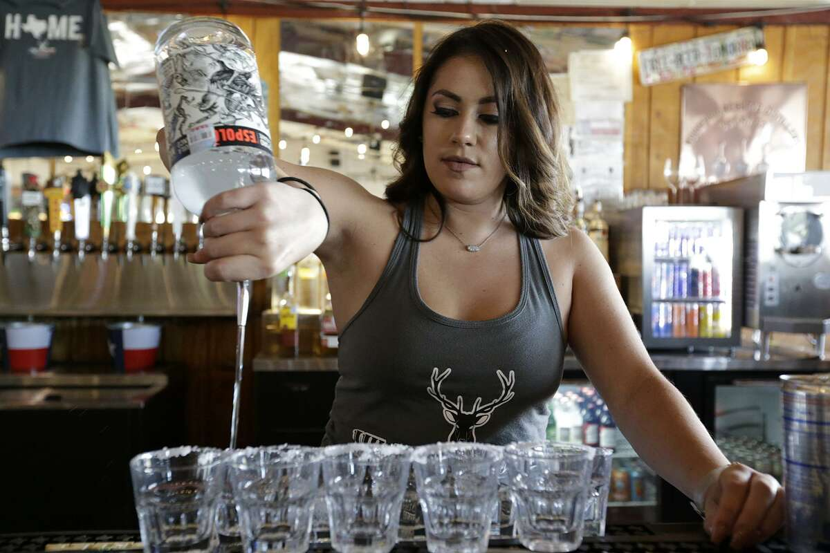 San Antonio bartenders poured more than $200 million in beer, wine and cocktails during the first four months of 2018, records show.