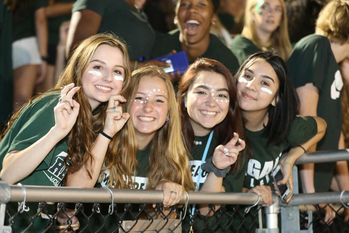 Reagan spirit was on display Friday night, Sept. 8, 2017, as the Rattlers took on and beat Laredo United 24-to-3 at Heroes Stadium.