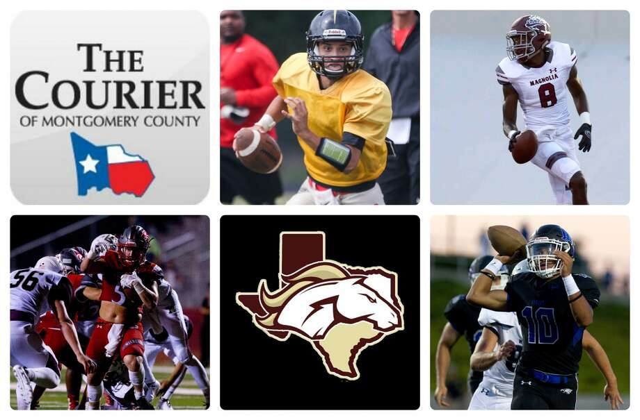 Caney Creek's Julian Hernandez, Magnolia's Michael Woods, Splendora's Evan Nichols, Magnolia West's Preston Deming and New Caney's Jordan Cooper are The Courier's nominees for Player of the Week.