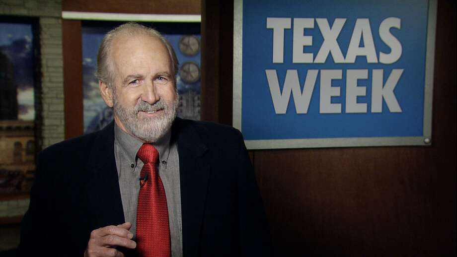 """Longtime journalist and author Rick Casey has been the host of """"Texas Week With Rick Casey"""" for seven years on KLRN. The station canceled the weekly public affairs show. Photo: /KLRN"""