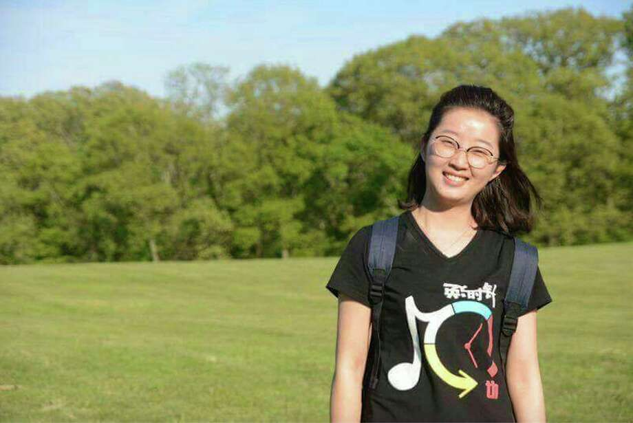 FILE - This undated photo provided by the University of Illinois Police Department shows Yingying Zhang. The parents of Zhang, a Chinese woman who was abducted while studying at the University of Illinois plan to speak at a news conference Tuesday, Aug. 22, 2017, for the first time since an arrest in the case was made. Investigators have said they believe Zhang is dead, although her body hasn't been found. Brendt Christensen is accused of kidnapping Zhang on June 9 in Urbana, Ill. (Courtesy of the University of Illinois Police Department via AP, File) Photo: HONS / University of Illinois Police Department