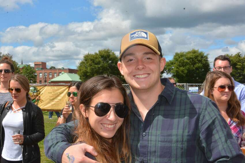 The Shelton Hoptoberfest Beer and Wing Festival was held on September 9, 2017. The festival is put on by the Derby-Shelton Rotary Club and proceeds go to local charities. Were you SEEN?