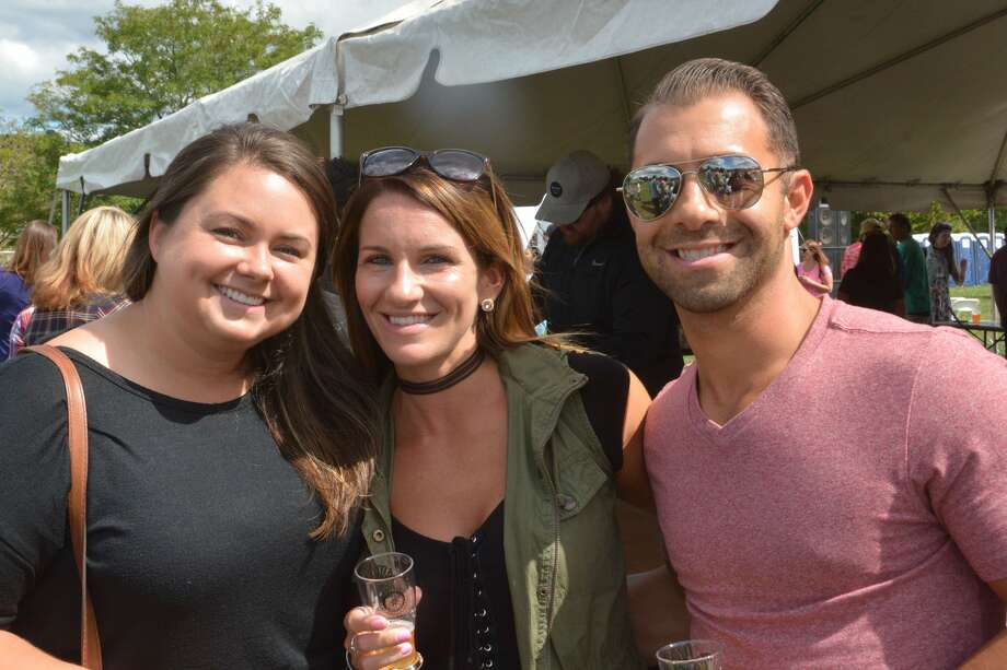 The Shelton Hoptoberfest Beer and Wing Festival was held on September 9, 2017. The festival is put on by the Derby-Shelton Rotary Club and proceeds go to local charities. Were you SEEN? Photo: Vic Eng / Hearst Connecticut Media Group