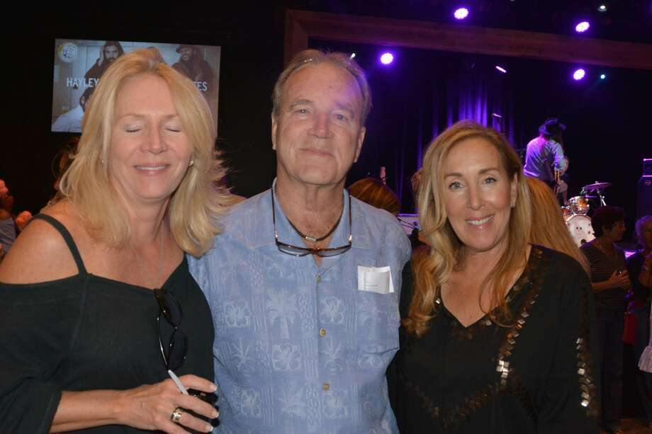 The Flavour Wine Festival took place at the Fairfield Theatre Company on September 9, 2017. Attendees enjoyed wine tastings, food from local eateries, vendors and music. Were you SEEN? Photo: Vic Eng / Hearst Connecticut Media Group