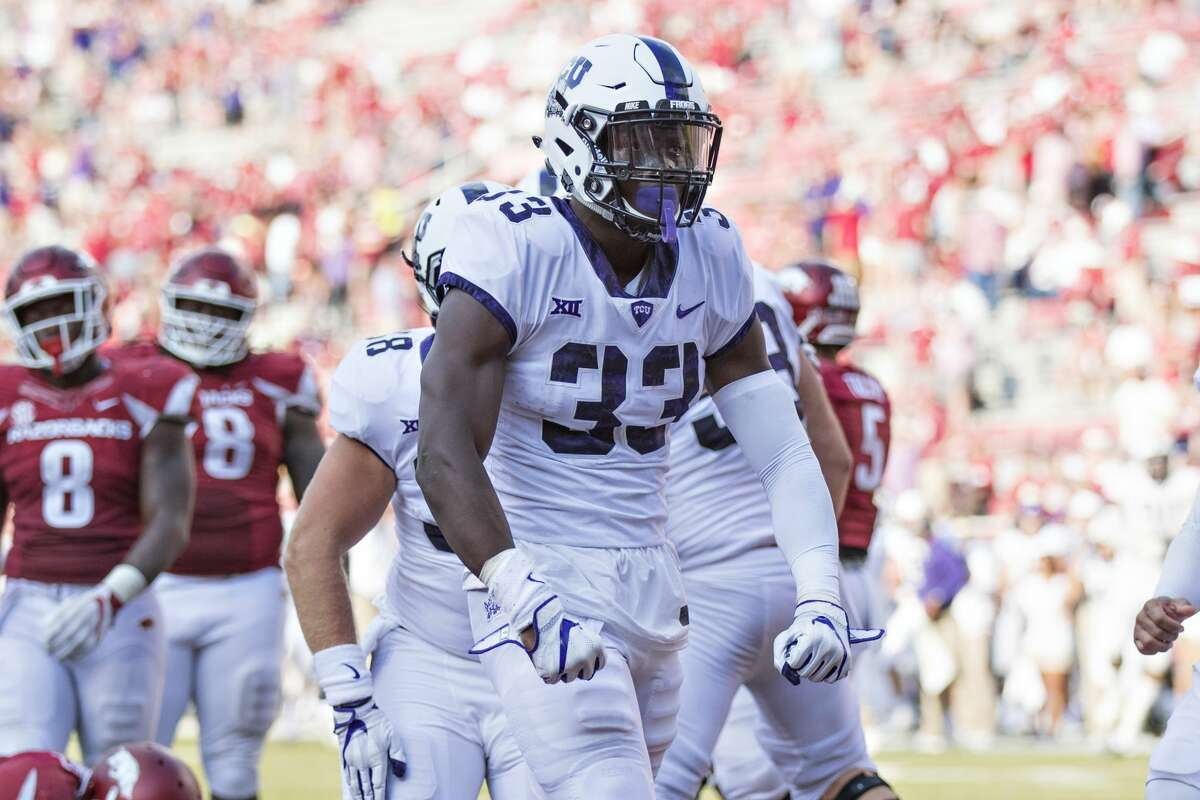 TCU will try to improve to 3-0 Saturday when it plays host to fellow undefeated team SMU.