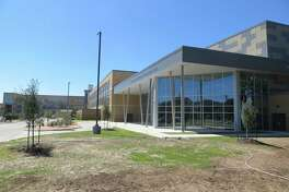 Seguin High School reopened for classes Aug. 29 after most of it was rebuilt and some retained areas were renovated.