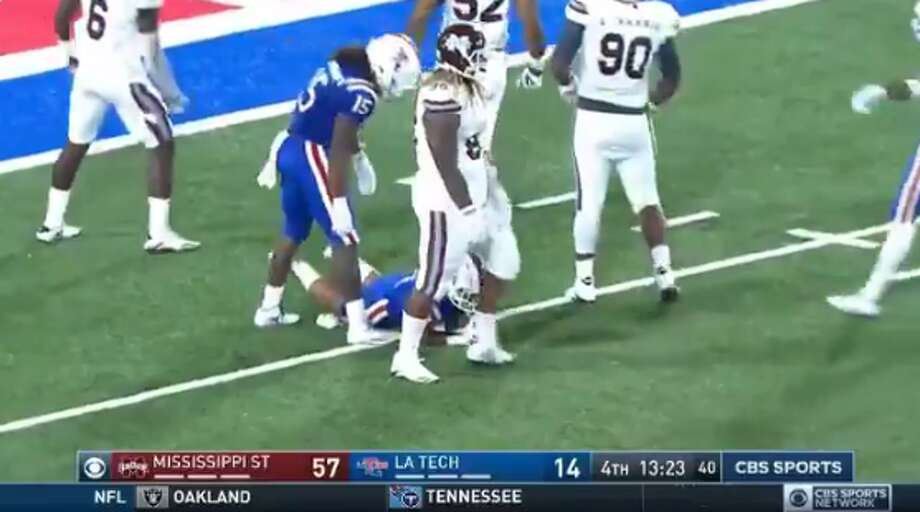 Mississippi State Downs LA Tech
