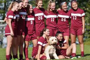 Hopkins defeats Hamden Hall, 3 -1, in the season opener in the Fairchester Athletic Conference, Saturday, September 9, at Field at the Hopkins School in New Haven.